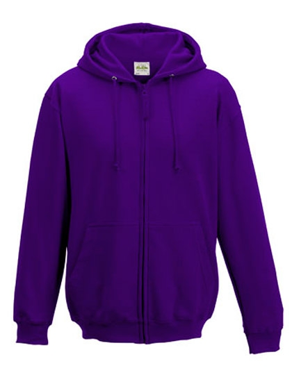 Sweat Jacket - Hoddie Lila